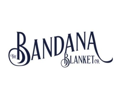 Shop The Bandana Blanket Company logo