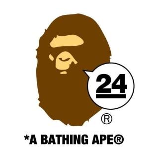 Shop BAPE logo