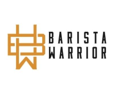 Shop Barista Warrior logo