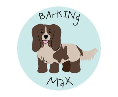 Shop Barking Max logo