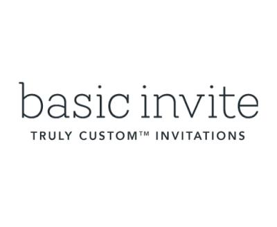 Shop Basic Invite logo