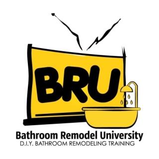 Shop Bathroom Remodeling University logo