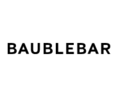 Shop BaubleBar logo