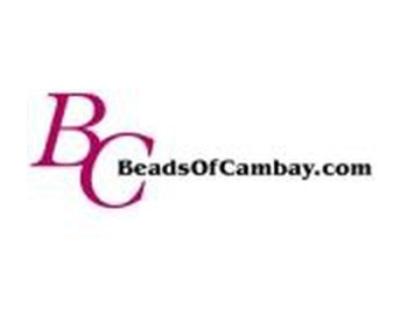 Shop Beads of Cambay logo