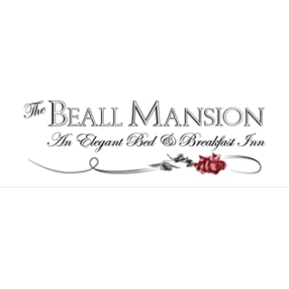 Shop   Beall Mansion logo