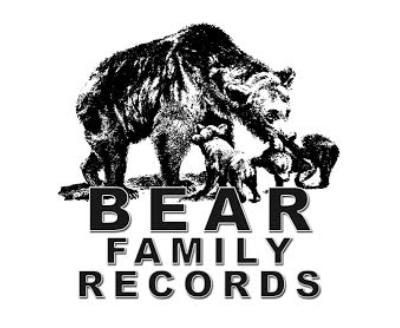 Shop Bear Family Records logo