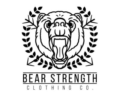 Shop Bear Strength logo