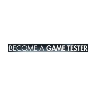Shop Become A Game Tester logo
