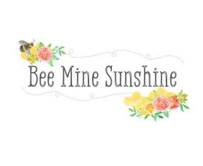 Shop Bee Mine Sunshine logo