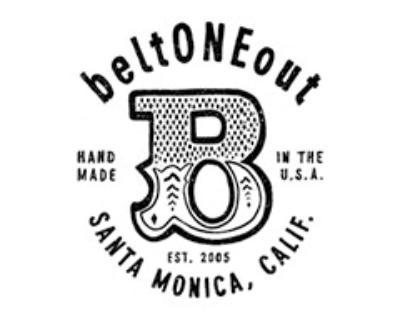 Shop BeltONEout  logo