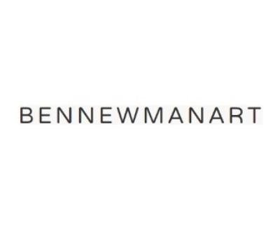 Shop Ben Newman Art logo