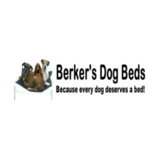 Shop Berkers Dog Beds logo