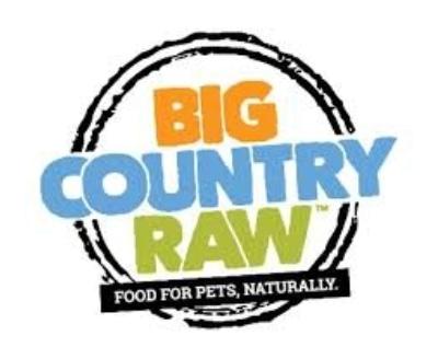 Shop Big Country Raw logo