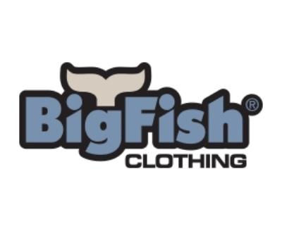 Shop Big Fish Clothing logo