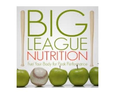 Shop Big League Nutrition logo