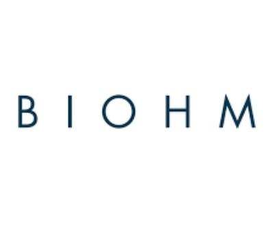 Shop BIOHM logo