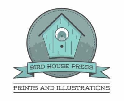 Shop Bird House Press logo