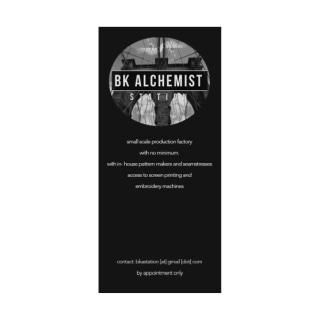 Shop BK Alchemist Station logo