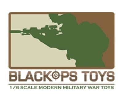 Shop Blackops Toys logo