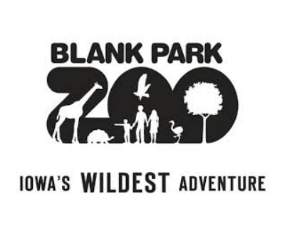 Shop Blank Park Zoo logo