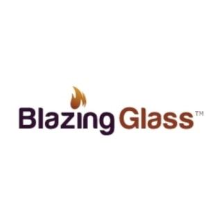 Shop Blazing Glass logo