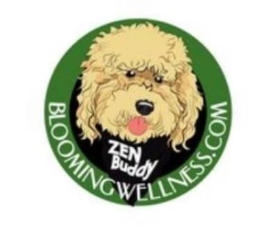 Shop Blooming Wellness logo
