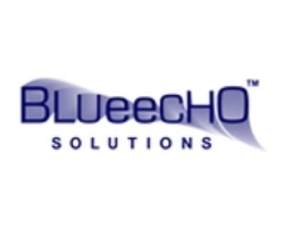 Shop Blue Echo logo