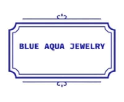 Shop Blue Aqua Jewelry logo