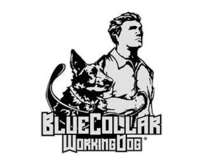 Shop BlueCollar Working Dog logo