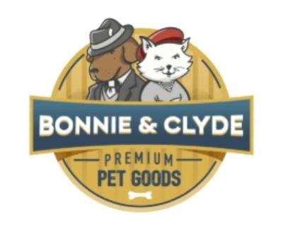 Shop Bonnie & Clyde Pet Goods logo
