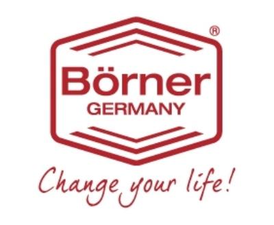 Shop Borner logo