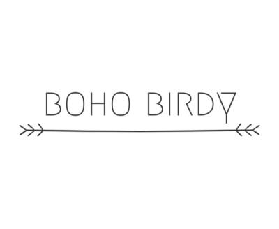 Shop Boho Birdy logo