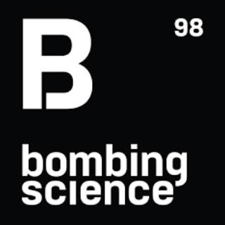 Shop Bombing Science logo