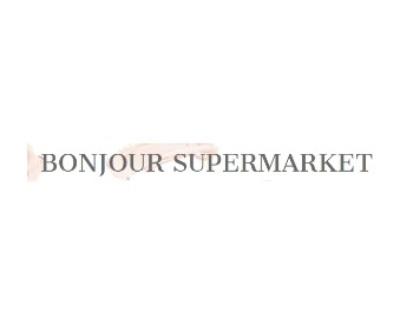Shop Bonjour Supermarket logo