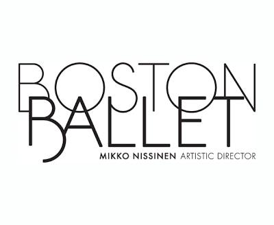 Shop Boston Ballet logo