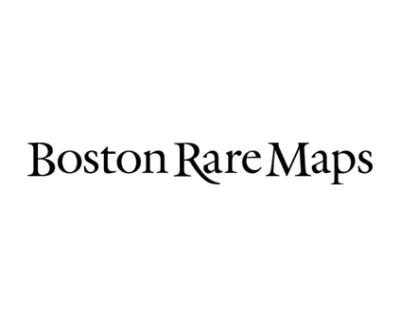 Shop Boston Rare Maps logo