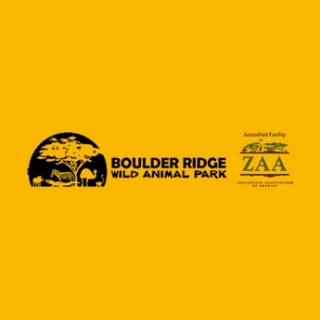 Shop  Boulder Ridge Wild Animal Park logo