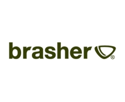 Shop Brasher logo