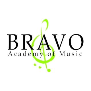 Shop Bravo Academy of Music logo