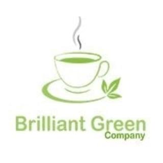 Shop Brilliant Green Company logo