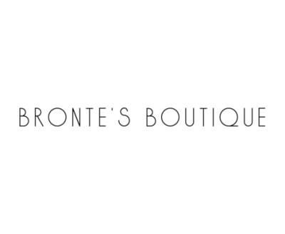 Shop Bronte's Boutique logo
