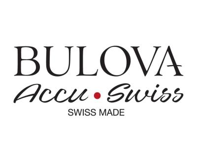 Shop Bulova Accu-Swiss logo