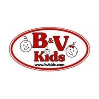 Shop B & V Kids logo
