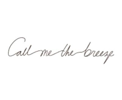 Shop Call Me The Breeze logo