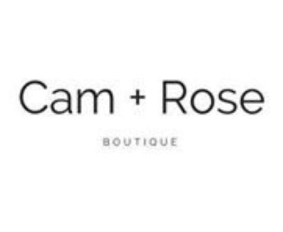 Shop Cam and Rose Boutique logo