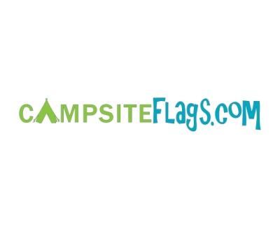 Shop Campsite Flags logo