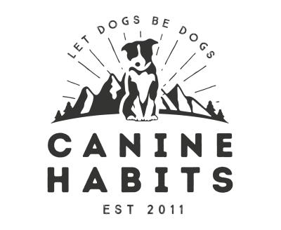 Shop Canine Habits logo