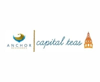 Shop Capital Teas logo