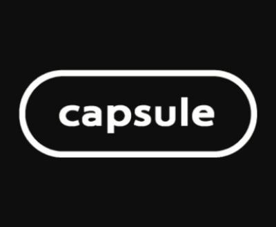 Shop Capsule Bag logo