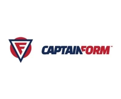 Shop Captain Form logo